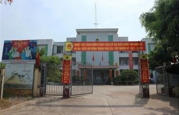 Tổ bầu cử số 4, xã Tráng Việt, huyện Mê Linh tổ chức bầu cử lại do phát hiện sai phạm