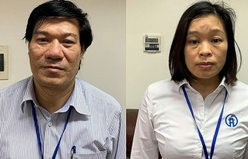 Truy tố nguyên Giám đốc CDC Hà Nội và đồng phạm