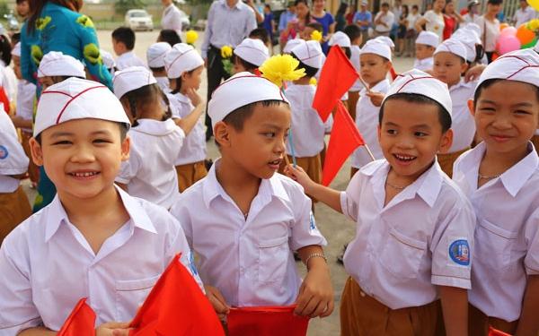 Hà Nội: Sau lễ khai giảng, các trường tổ chức sinh hoạt đầu năm trực tuyến cho học sinh