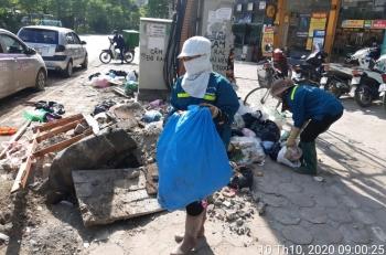 Hà Nội yêu cầu đảm bảo quyền, lợi ích cho công nhân vệ sinh môi trường bị nợ lương