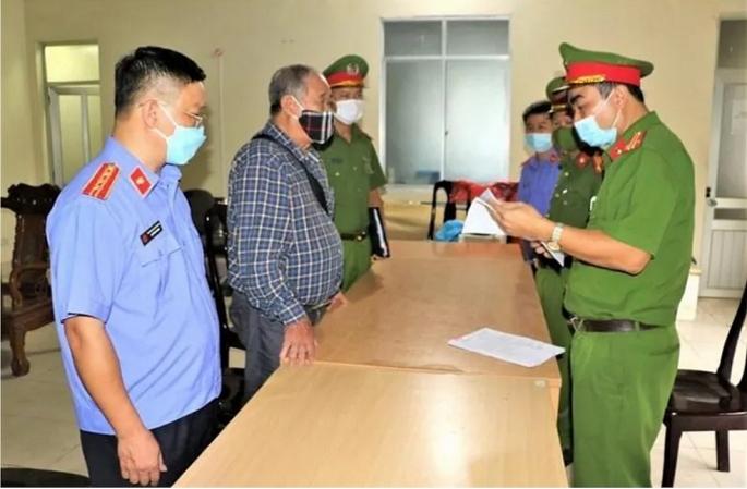 Khởi tố, bắt tạm giam giám đốc liên quan đến dự án Minh Khang