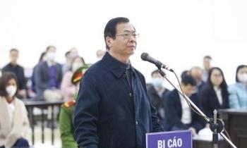 Ngày 22-4: Mở lại phiên tòa xét xử cựu Bộ trưởng Bộ Công Thương Vũ Huy Hoàng