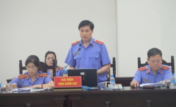 Cựu Bộ trưởng Bộ Công Thương Vũ Huy Hoàng bị đề nghị mức án 10 - 11 năm tù