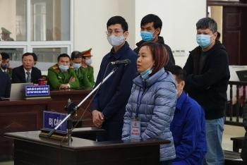 Xét xử các bị cáo trong vụ sai phạm xảy ra tại CDC Hà Nội