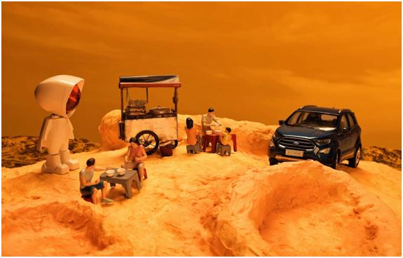 """Ford EcoSport qua góc nhìn đương đại: Người bạn đồng hành đáng tin cậy trong bối cảnh """"bình thường mới"""""""