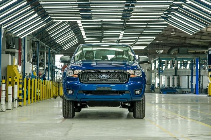 Ford Ranger Việt Nam chính thức xuất xưởng, đánh dấu cột mốc 20 năm có mặt tại thị trường Việt Nam