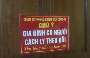 Hà Nội: Đề xuất cách ly y tế tại nhà với trường hợp F1