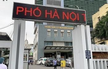 Truy tố 10 bị can trong vụ án xảy ra tại CDC Hà Nội