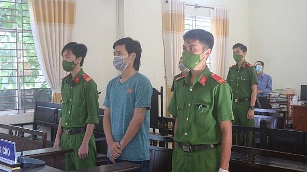 Bị cáo Trần Thành Công trước Tòa án