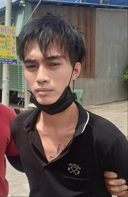 Đối tượng Nguyễn Vũ Linh